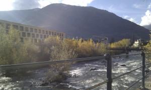 River Passirio in Merano