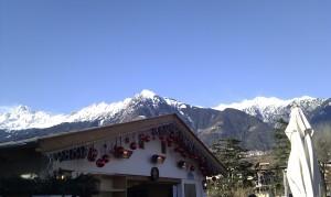 Merano-snow