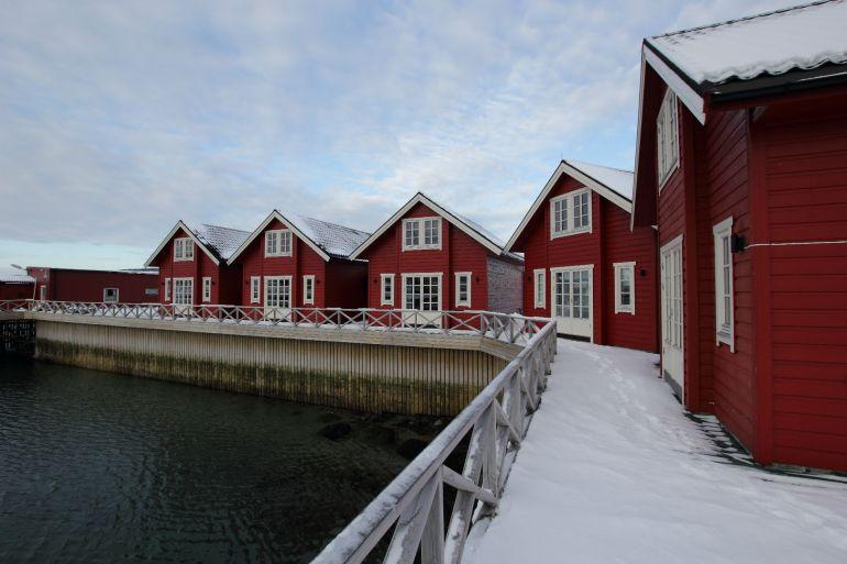 Lyngen Havfiske