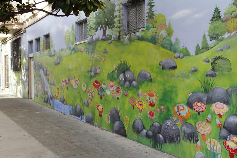 Murale Mission District