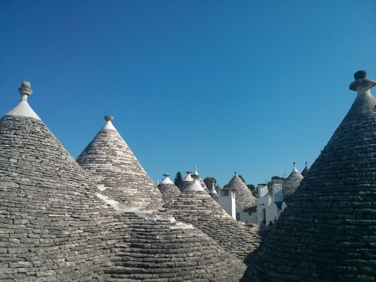 Alberobello from a different point of view ;)