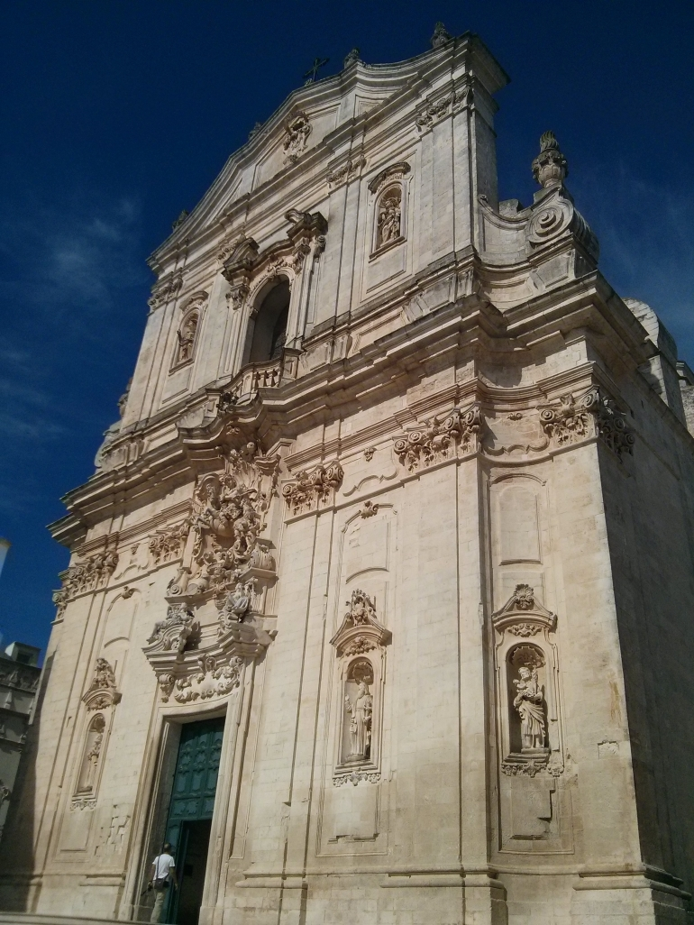 Martina Franca - St. Martin's Church