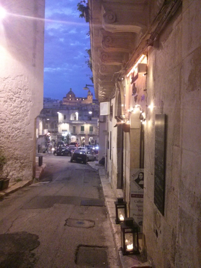 Different view of Ostuni